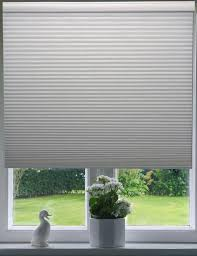 decoration best honeycomb blinds decor with white windows and