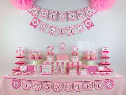 owl baby girl shower decorations pink owl baby shower decorations gallery owlie powlie 700 x 530