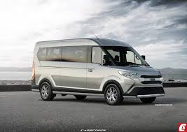 ford commercial future cars streamlining ford u0027s 2019 transit full sized van