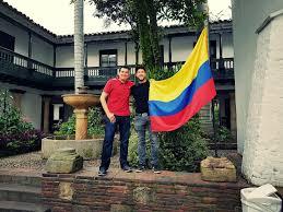 Bogota Flag Bogotá U2013 Benjamin Travels The World