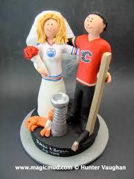 wedding cake edmonton wedding ideas remarkable hockey wedding cake topper hockey