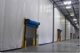 Industrial Room Dividers Partitions - industrial warehouse partition wall akon u2013 curtain and dividers
