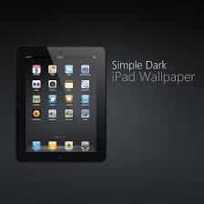 dark wallpaper deviantart simple dark ipad wallpaper by martz90 on deviantart