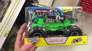 monster truck grave digger video wheels monster jam
