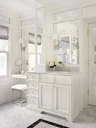 Bathroom Vanity Makeup Modern Makeup Vanities In Bathroom Traditional With Next To