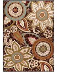 check out these bargains on khl rugs majesty zoey floral rug brown