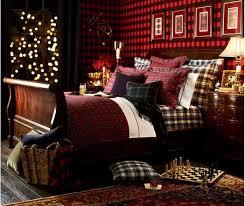ralph lauren bedroom furniture ralph lauren inspired tartan plaid bedroom