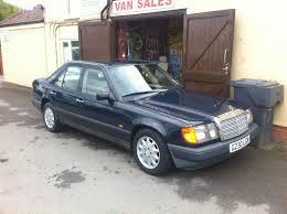 mercedes 230e 1989 mercedes 230e saloon car review