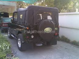 jeep defender for sale land rover defender for sale in islamabad pak4wheels com buy or