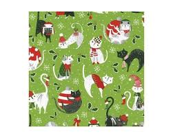 cat decorations cat themed wrapping paper