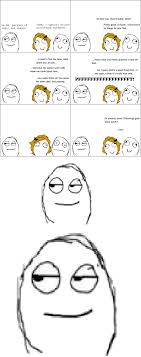 Best Meme Comics - two of the most terrible rage comics submitted to reddit cringepics