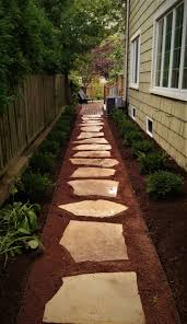 best 25 flagstone walkway ideas only on pinterest flagstone natural flagstone and decomposed granite walkway and garden path