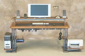 Wire Computer Desk Cable Management Lewis Center Columbus Caretta Workspace