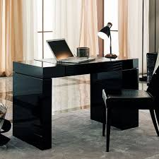 Small Black Desks Desk For Small Office Home Design Ideas And Pictures