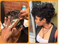 black hairstyles ocean waves simple hairstyle for finger waves black hairstyles ideas about