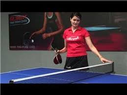 Table Tennis Doubles Rules Table Tennis Easy Rules For Table Tennis Youtube