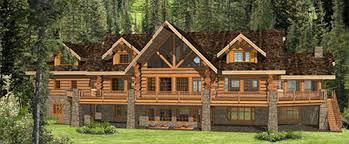 log cabin home designs log home and log cabin floor plans pioneer log homes of bc