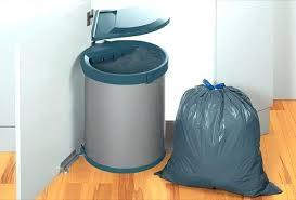 porte sac poubelle cuisine porte poubelle cuisine poubelle de porte cuisine
