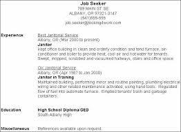 Custodian Sample Resume by Custodian Sample Resume 76 Best Resume Ideas Images On Pinterest