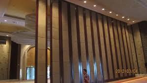 Soundproof Interior Walls Sliding Partition Walls Folding Wall Sound Proof Interior Door
