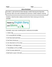context clues worksheet part 3 intermediate great english tools