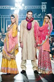 most popular pakistani fashion designer hsy bridal collection 2013