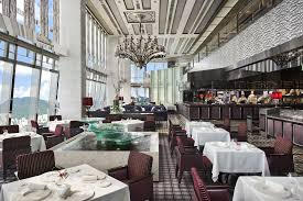 tosca italian restaurants in hong kong the ritz carlton