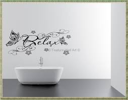 bathroom wall decals with fabulous accessory home decorations ideas image of bathroom wall decals ideas