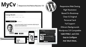 Best Resume Website by 10 Best Premium Wordpress Resume Themes For Your Personal Resume