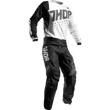 thor motocross gear nz thor 2017 mx new kids pulse aktiv white black jersey pants youth