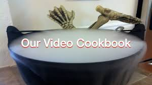 our video cookbook 111 witches punch fantastic halloween effect