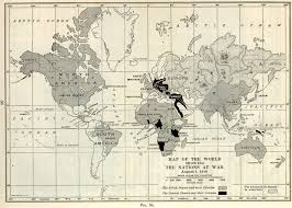 World At War Maps by Historical Maps By Chapter