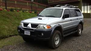 mitsubishi montero sport 2000 mitsubishi montero sport 2008 review youtube