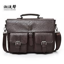 serviette de bureau pour homme nouvelle hommes d affaires sacs hommes serviette douce sacs homme
