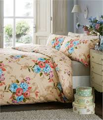 Shabby Chic Floral Bedding by Shabby Chic Country Floral Duvet Quilt Cover Bedding Bed Linen Set