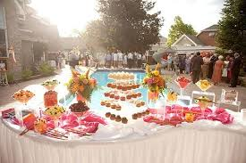 Pool Party Decoration Ideas Fully Fledged Pool Party For Your Wedding Day Topup Wedding Ideas