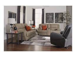Flexsteel Reclining Loveseat Flexsteel Latitudes Nance Casual Power Reclining Loveseat With