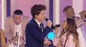 charlie puth uk charlie puth e little mix cantam oops na final do x factor uk