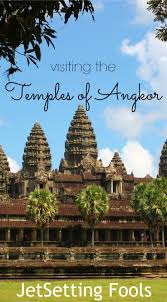 Hindu Temple Floor Plan by Visiting The Temples Of Angkor Jetsetting Fools