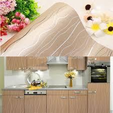 Kitchen Cabinet Liners Yazi Gloss Stripe Shelf Liner Contact Paper Kitchen Cupboard