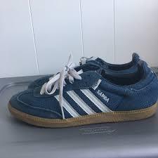 hemp sambas adidas adidas hemp samba navy men s 8 5 sambas from
