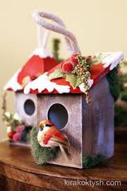 birdhouses the most wonderful time of the