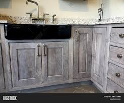 Kitchen Countertop Cabinets by Gray Kitchen Cabinets Contemporary Base Cabinets With Granite