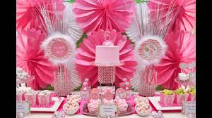 How To Decorate Birthday Party At Home by Cute Birthday Party Decoration Ideas Youtube