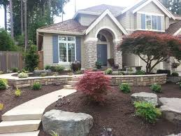 Front Yard Landscape Designs by Gorgeous Nice Landscape Design Front Yard 6 Small House Front Yard