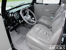 Ford Truck Interior 1952 Ford F 1 Rod Network