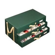 wing lid ornament storage box ornament