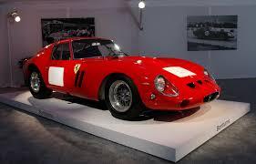 Ferrari California 1962 - most expensive car ever a ferrari sold for over 38 million