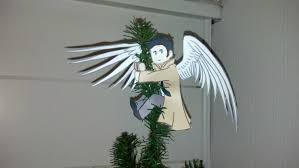 my christmas tree topper supernatural