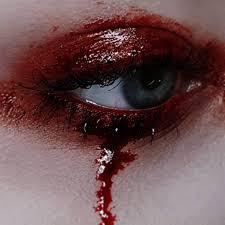 gory halloween eye makeup popsugar beauty